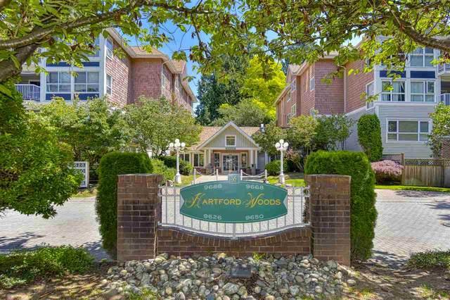 9688 148 Street #113, Surrey, BC V3R 0W2 (#R2501923) :: Ben D'Ovidio Personal Real Estate Corporation | Sutton Centre Realty