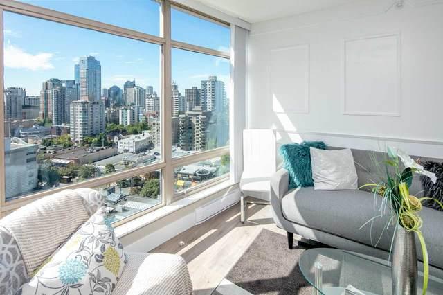 1200 Alberni Street #1701, Vancouver, BC V6E 1A6 (#R2501938) :: Premiere Property Marketing Team