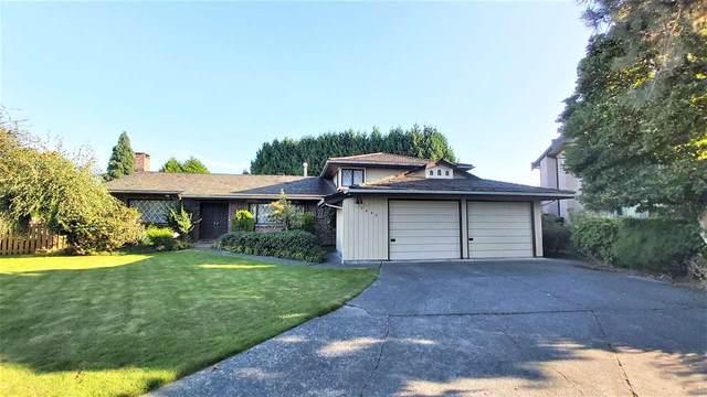 7680 Glacier Crescent, Richmond, BC V7A 1L5 (#R2501956) :: Ben D'Ovidio Personal Real Estate Corporation | Sutton Centre Realty