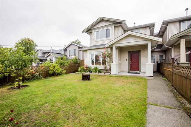 747 Gauthier Avenue, Coquitlam, BC V3K 1R8 (#R2501957) :: 604 Realty Group