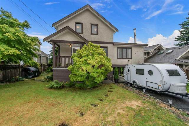 2264 Inglewood Avenue, West Vancouver, BC V7V 1Z8 (#R2502006) :: RE/MAX City Realty