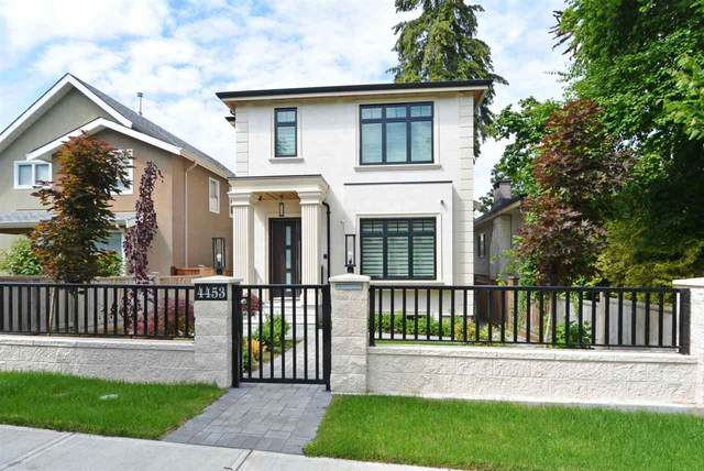 4453 W 14TH Avenue, Vancouver, BC V6R 2Y2 (#R2502022) :: Premiere Property Marketing Team