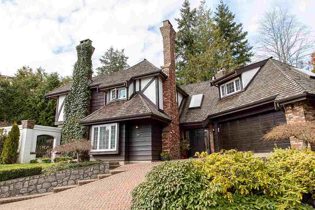 4850 Caulfeild Court, West Vancouver, BC V7W 3B3 (#R2502034) :: RE/MAX City Realty