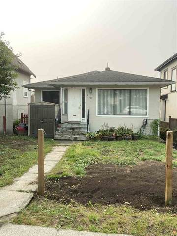 478 E 60TH Avenue, Vancouver, BC V5X 1Z9 (#R2502042) :: 604 Realty Group