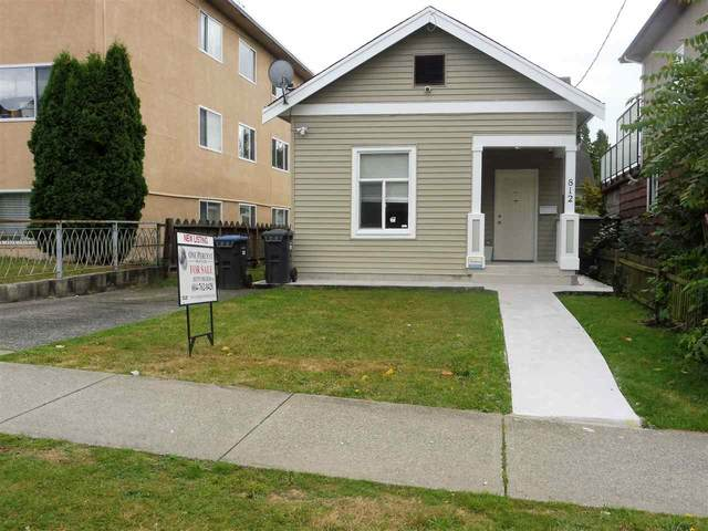 812 Third Avenue, New Westminster, BC V3M 1N9 (#R2502048) :: 604 Realty Group