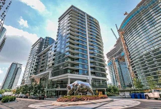 68 Smithe Street #1719, Vancouver, BC V6B 0P4 (#R2502052) :: Premiere Property Marketing Team