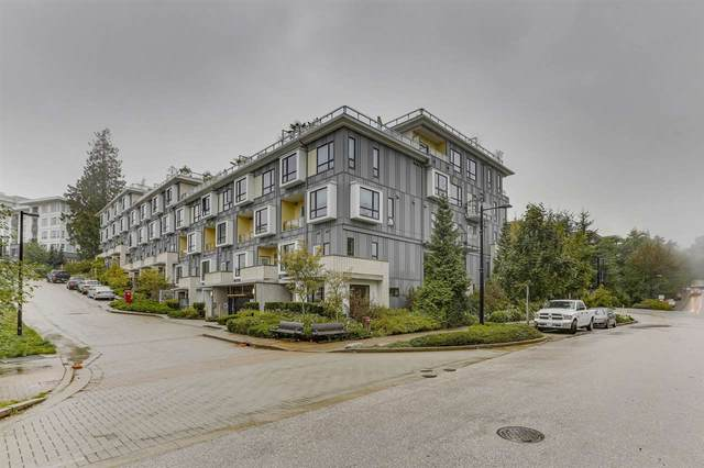 9350 University High Street #101, Burnaby, BC V5A 0B6 (#R2502056) :: Ben D'Ovidio Personal Real Estate Corporation | Sutton Centre Realty