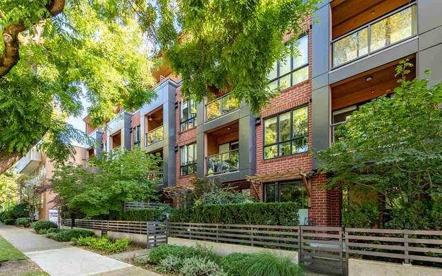 2020 W 12TH Avenue #305, Vancouver, BC V6J 0C5 (#R2502121) :: Ben D'Ovidio Personal Real Estate Corporation | Sutton Centre Realty