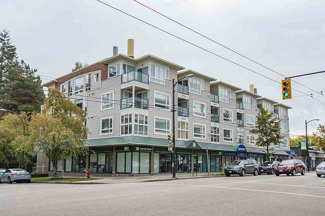 3590 W 26TH Avenue #209, Vancouver, BC V6S 1N9 (#R2502128) :: Premiere Property Marketing Team