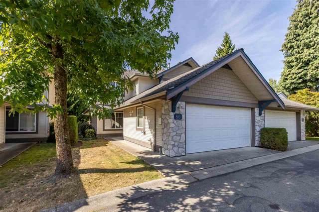 8888 151 Street #86, Surrey, BC V3R 0Z9 (#R2502158) :: Ben D'Ovidio Personal Real Estate Corporation | Sutton Centre Realty