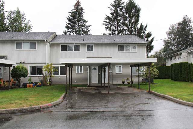 45185 Wolfe Road #61, Chilliwack, BC V2P 1V5 (#R2502166) :: Premiere Property Marketing Team