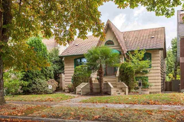 3135 W 14TH Avenue, Vancouver, BC V6K 2X9 (#R2502173) :: Ben D'Ovidio Personal Real Estate Corporation | Sutton Centre Realty