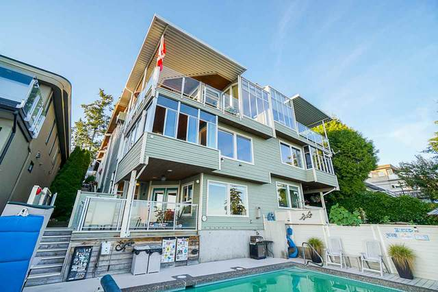 14834 Prospect Avenue, White Rock, BC V4B 2B1 (#R2502184) :: 604 Realty Group