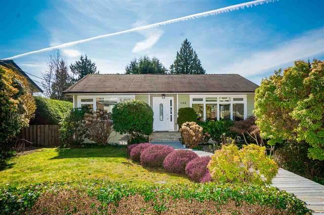 1126 Kings Avenue, West Vancouver, BC V7T 2C3 (#R2502194) :: Ben D'Ovidio Personal Real Estate Corporation   Sutton Centre Realty