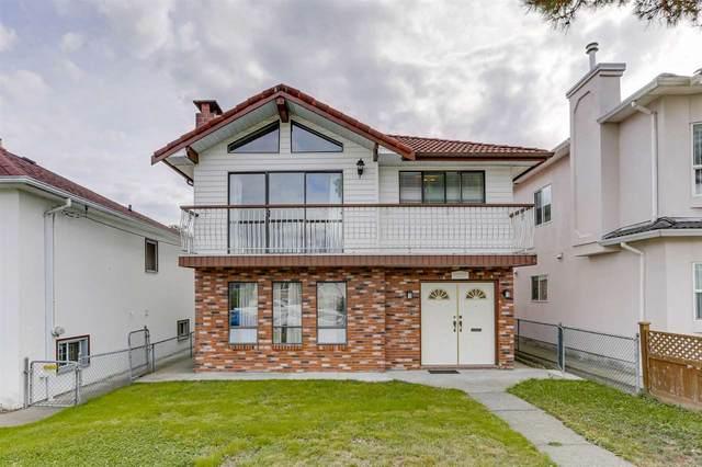2170 E 33RD Avenue, Vancouver, BC V5N 3G1 (#R2502221) :: Ben D'Ovidio Personal Real Estate Corporation | Sutton Centre Realty