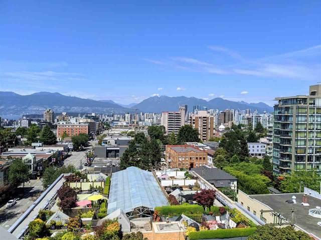 1445 Marpole Avenue #104, Vancouver, BC V6H 1S5 (#R2502241) :: Premiere Property Marketing Team