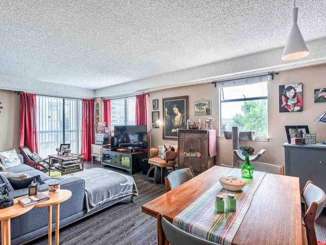 209 Carnarvon Street #202, New Westminster, BC V3L 1B7 (#R2502266) :: Premiere Property Marketing Team