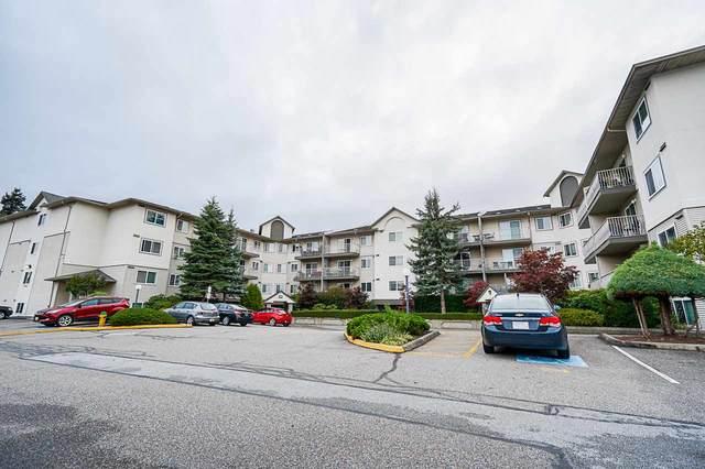 7694 Evans Road #303, Chilliwack, BC V2R 3W3 (#R2502272) :: Ben D'Ovidio Personal Real Estate Corporation   Sutton Centre Realty