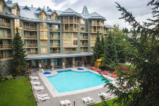 4315 Northlands Boulevard #324, Whistler, BC V8E 1C1 (#R2502277) :: 604 Realty Group