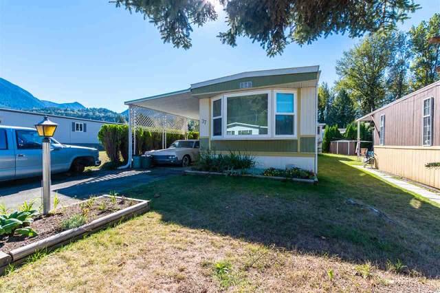 46484 Chilliwack Lake Road #37, Chilliwack, BC V2R 3R8 (#R2502300) :: Ben D'Ovidio Personal Real Estate Corporation   Sutton Centre Realty