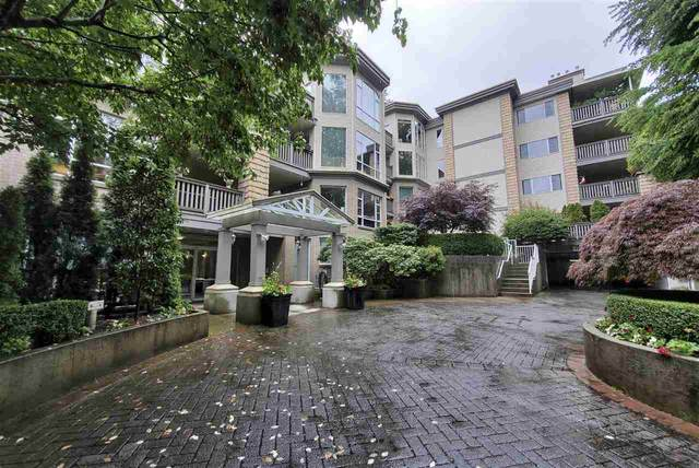 22233 River Road #212, Maple Ridge, BC V2X 3N7 (#R2502329) :: Ben D'Ovidio Personal Real Estate Corporation | Sutton Centre Realty