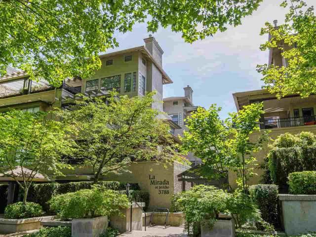 3788 W 8TH Avenue #211, Vancouver, BC V6R 1Z3 (#R2502332) :: Premiere Property Marketing Team