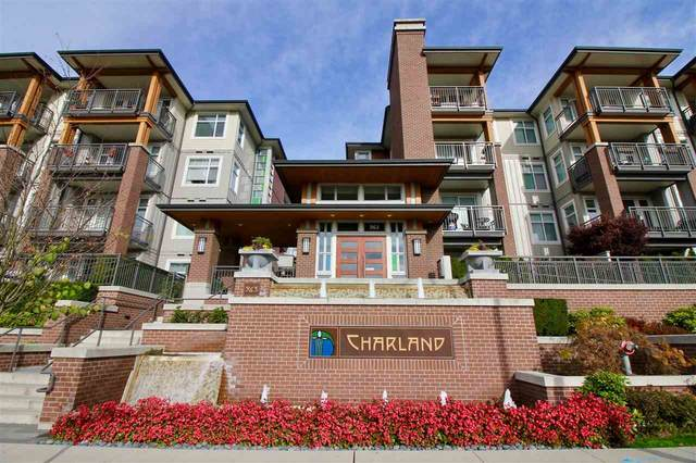 963 Charland Avenue #2203, Coquitlam, BC V3K 0E2 (#R2502372) :: 604 Realty Group