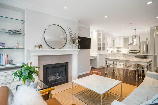 2121 W 5TH Avenue #103, Vancouver, BC V6K 1S1 (#R2502406) :: Ben D'Ovidio Personal Real Estate Corporation | Sutton Centre Realty
