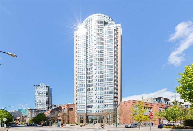63 Keefer Place #2001, Vancouver, BC V6B 6N6 (#R2502410) :: Ben D'Ovidio Personal Real Estate Corporation | Sutton Centre Realty