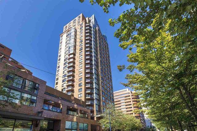 1189 Howe Street #508, Vancouver, BC V6Z 2X4 (#R2502413) :: Ben D'Ovidio Personal Real Estate Corporation | Sutton Centre Realty