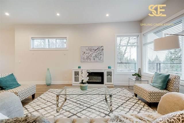 3499 Gislason Avenue #104, Coquitlam, BC V3B 3H7 (#R2502414) :: Ben D'Ovidio Personal Real Estate Corporation | Sutton Centre Realty