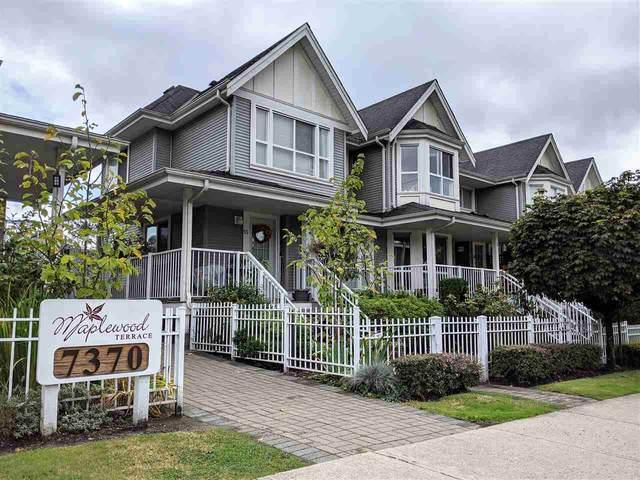 7370 Stride Avenue #37, Burnaby, BC V3N 5E6 (#R2502431) :: Premiere Property Marketing Team