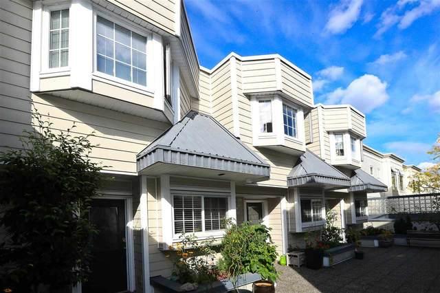3753 W 10TH Avenue #107, Vancouver, BC V6R 2G5 (#R2502450) :: Premiere Property Marketing Team