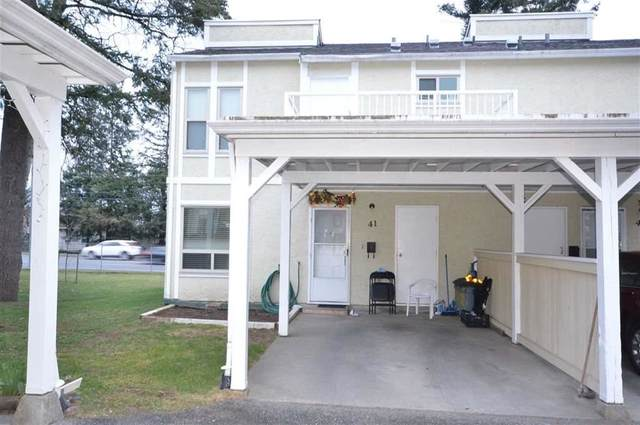 3075 Trethewey Street #41, Abbotsford, BC V2T 3R4 (#R2502465) :: Premiere Property Marketing Team
