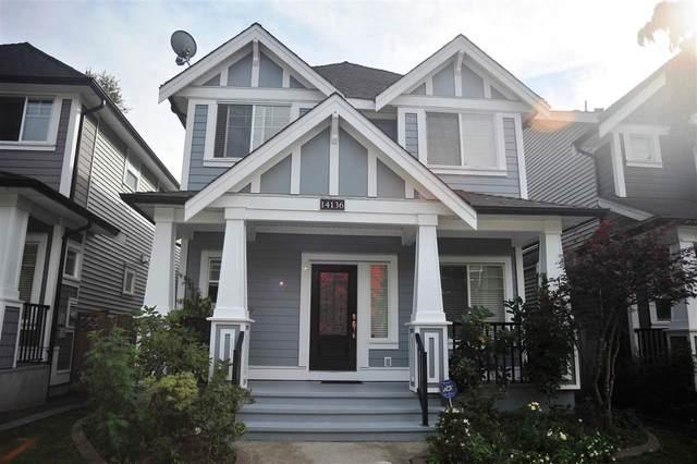 14136 92 Avenue, Surrey, BC V3V 1J5 (#R2502466) :: Ben D'Ovidio Personal Real Estate Corporation | Sutton Centre Realty