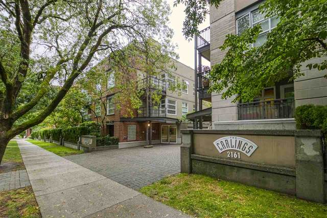 2161 W 12TH Avenue #404, Vancouver, BC V6K 4S7 (#R2502485) :: 604 Realty Group