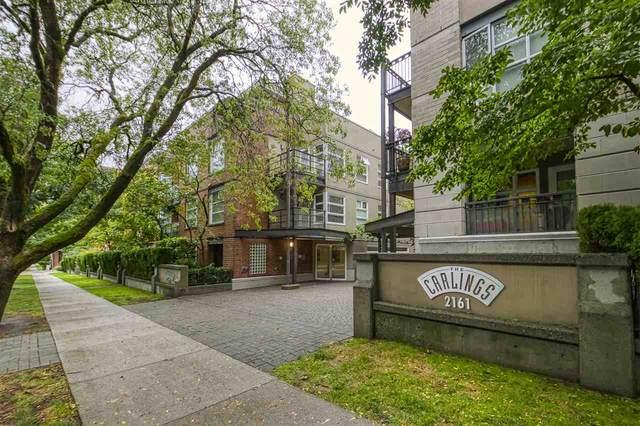 2161 W 12TH Avenue #404, Vancouver, BC V6K 4S7 (#R2502485) :: Ben D'Ovidio Personal Real Estate Corporation | Sutton Centre Realty