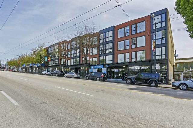 2636 E Hastings Street #312, Vancouver, BC V5K 0A4 (#R2502489) :: 604 Realty Group