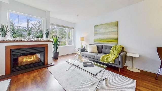 1623 E 2ND Avenue #204, Vancouver, BC V5N 1E1 (#R2502510) :: Ben D'Ovidio Personal Real Estate Corporation | Sutton Centre Realty