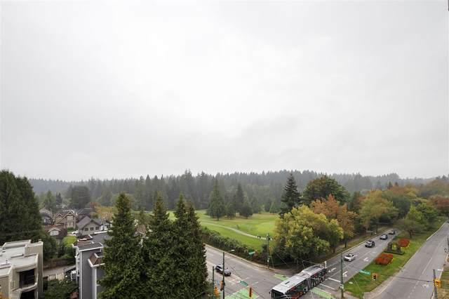 4691 W 10TH Avenue #802, Vancouver, BC V6R 2J3 (#R2502529) :: Premiere Property Marketing Team