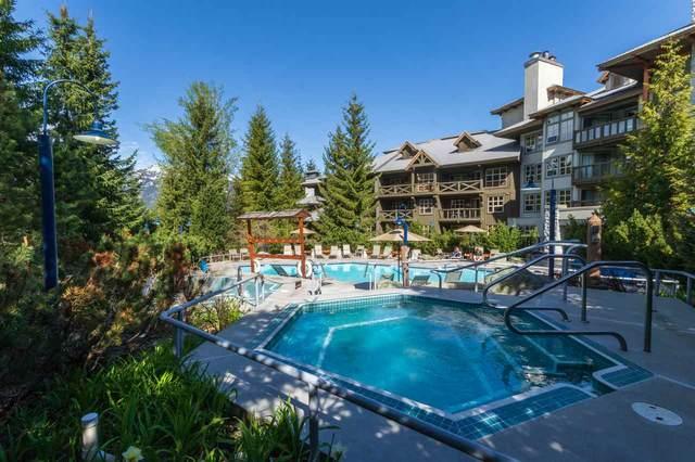 4899 Painted Cliff Road #616, Whistler, BC V8E 1E2 (#R2502543) :: Ben D'Ovidio Personal Real Estate Corporation | Sutton Centre Realty