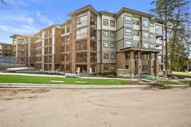 3535 146A Street #405, Surrey, BC V0N 0N0 (#R2502547) :: Premiere Property Marketing Team