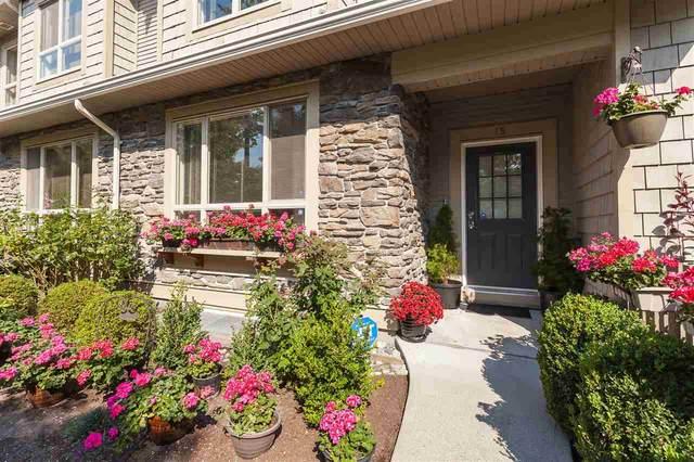 2738 158 Street #15, Surrey, BC V3Z 3K3 (#R2502557) :: Ben D'Ovidio Personal Real Estate Corporation   Sutton Centre Realty