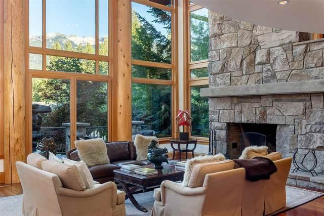 7425 Treetop Lane, Whistler, BC V8E 0E9 (#R2502560) :: Homes Fraser Valley