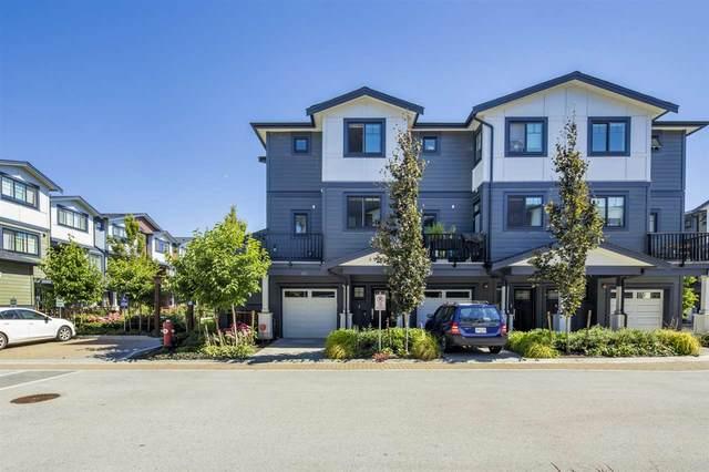 188 Wood Street #57, New Westminster, BC V3M 0H6 (#R2502595) :: Premiere Property Marketing Team