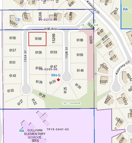 6166 152A Street, Surrey, BC V3S 1E7 (#R2502622) :: 604 Realty Group