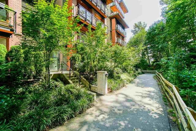 723 W 3RD Street #120, North Vancouver, BC V7M 0E4 (#R2502672) :: Homes Fraser Valley