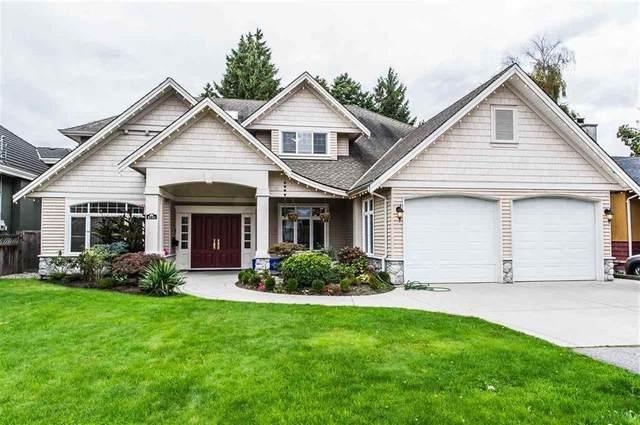 9791 Gilhurst Crescent, Richmond, BC V7A 1P4 (#R2502705) :: Ben D'Ovidio Personal Real Estate Corporation | Sutton Centre Realty