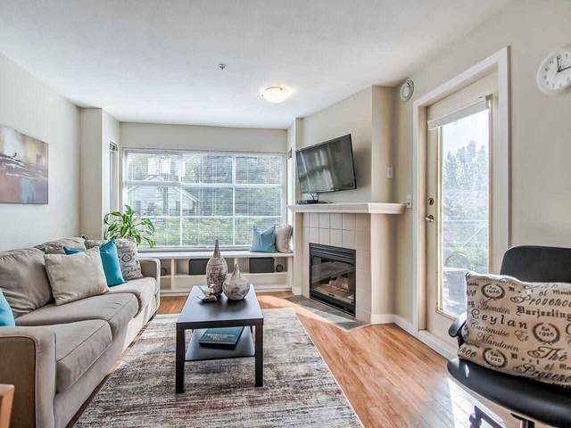 2388 Triumph Street #401, Vancouver, BC V5L 1L5 (#R2502736) :: Ben D'Ovidio Personal Real Estate Corporation | Sutton Centre Realty