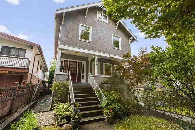 1962 E 2ND Avenue, Vancouver, BC V5N 1E4 (#R2502754) :: Ben D'Ovidio Personal Real Estate Corporation | Sutton Centre Realty